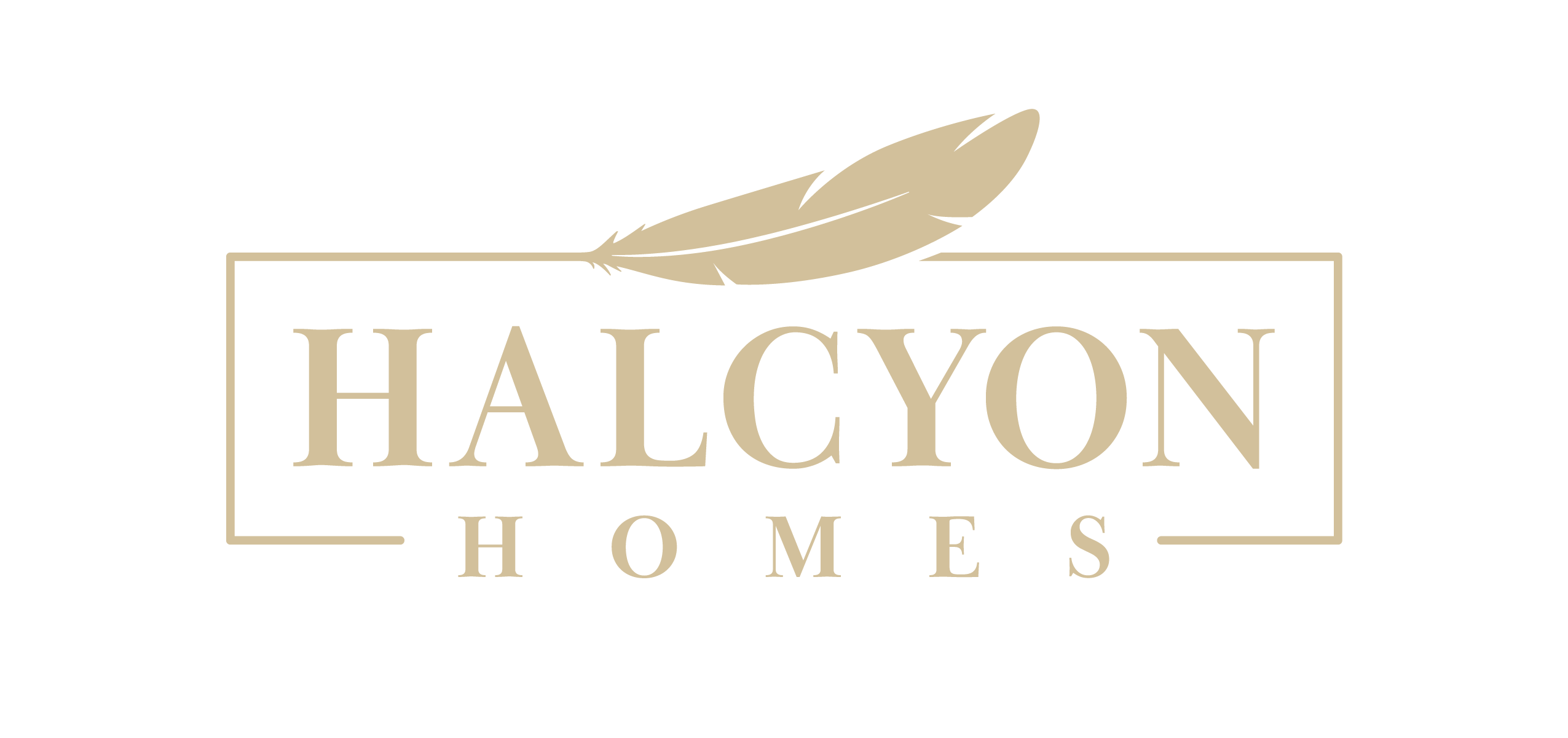 Halcyon Homes Logo